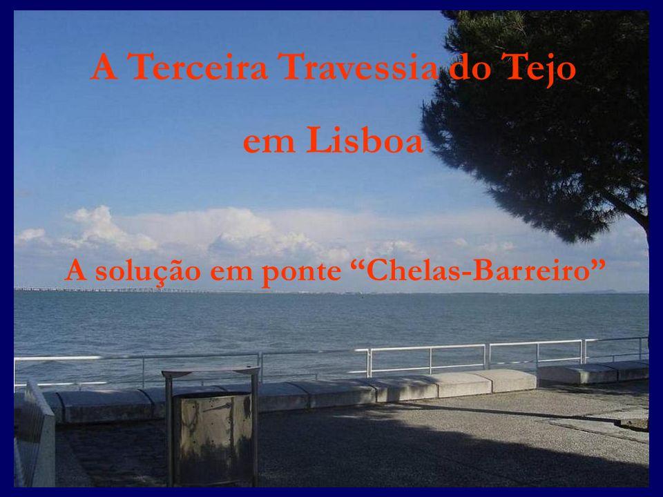 A Terceira Travessia do Tejo em Lisboa