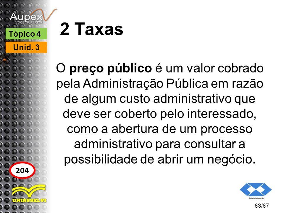 2 Taxas Tópico 4. Unid. 3.