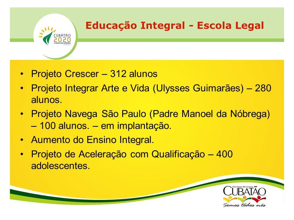 Educação Integral - Escola Legal