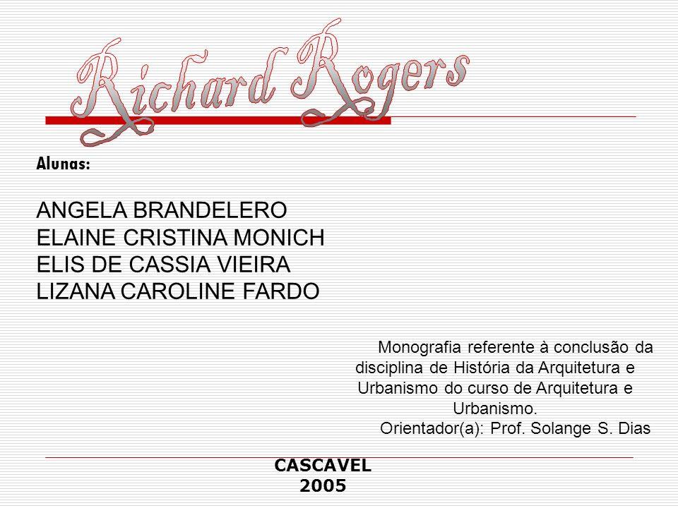 Orientador(a): Prof. Solange S. Dias