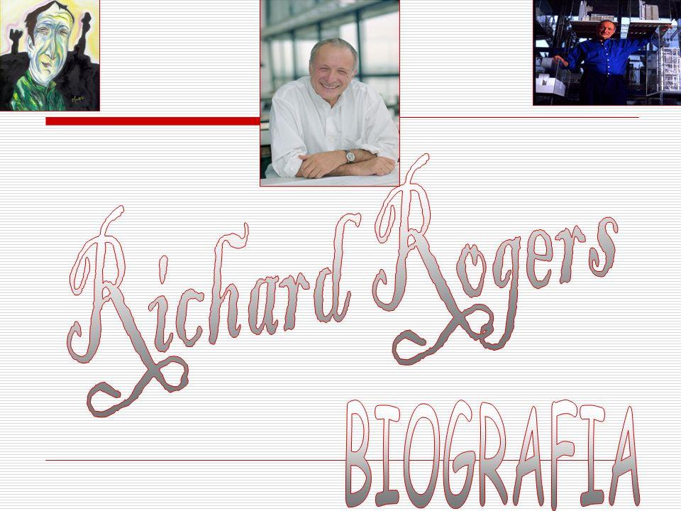 Richard Rogers BIOGRAFIA
