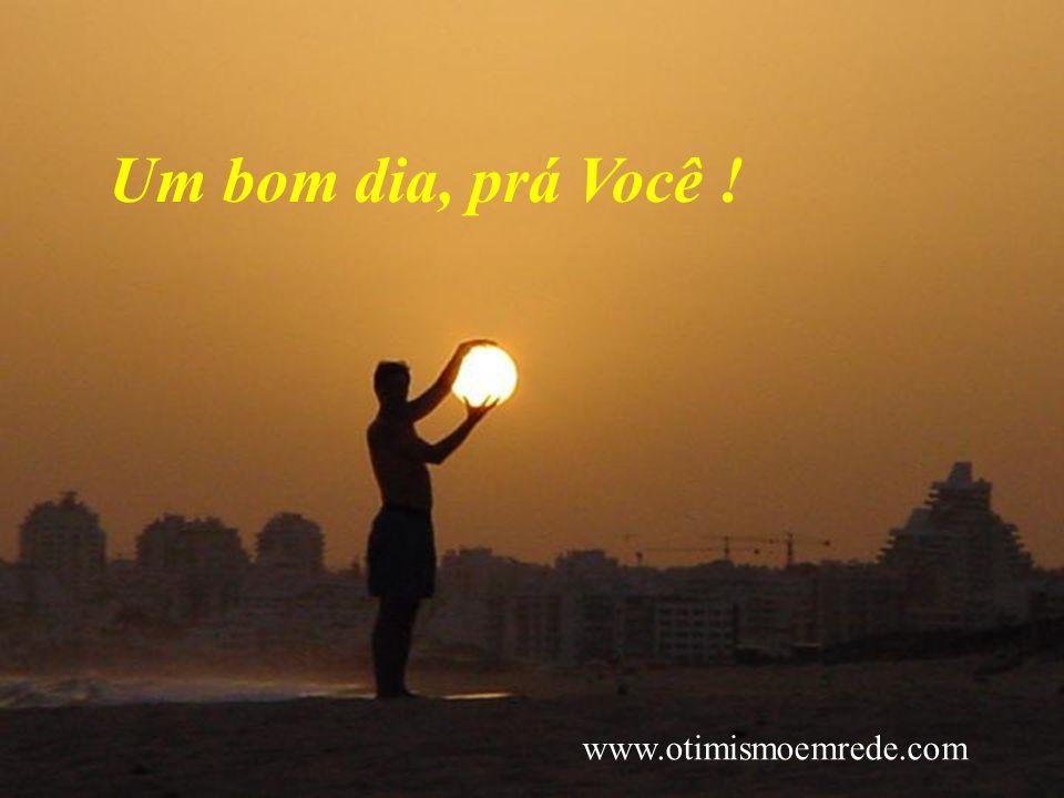 Um bom dia, prá Você ! www.otimismoemrede.com