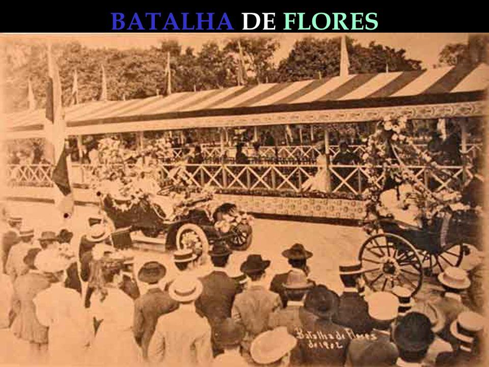 BATALHA DE FLORES O Convite do Prefeito: