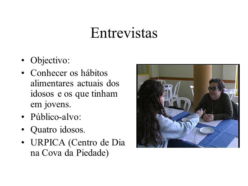 Entrevistas Objectivo: