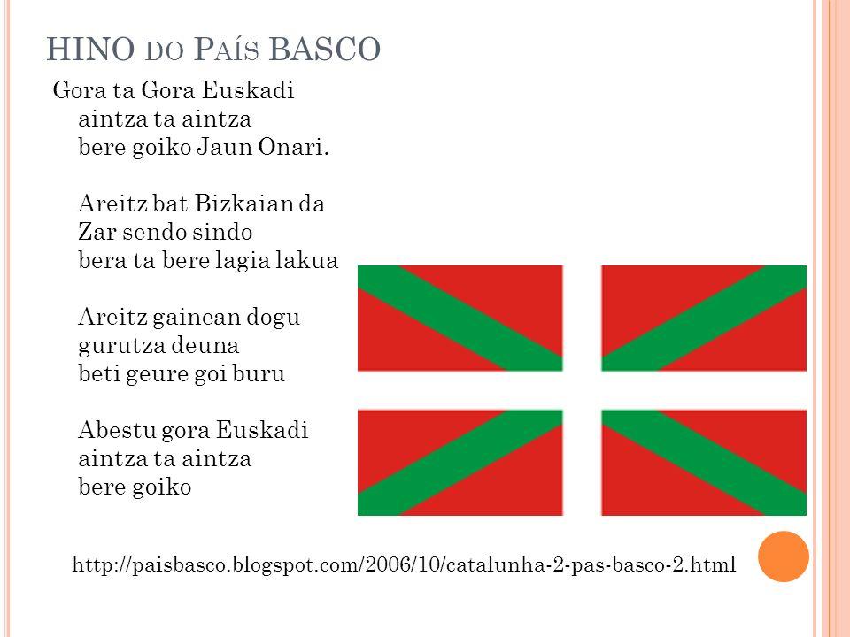 HINO do País BASCO