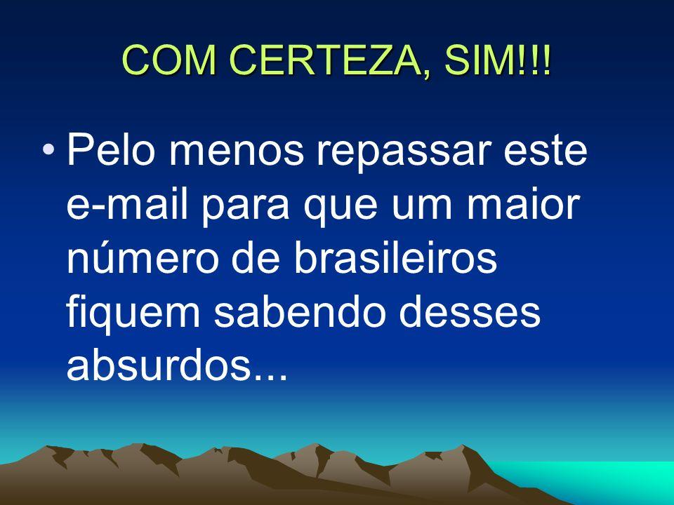 COM CERTEZA, SIM!!.