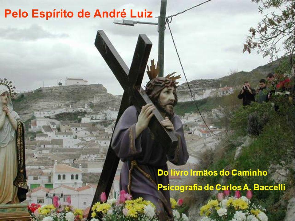 Pelo Espírito de André Luiz