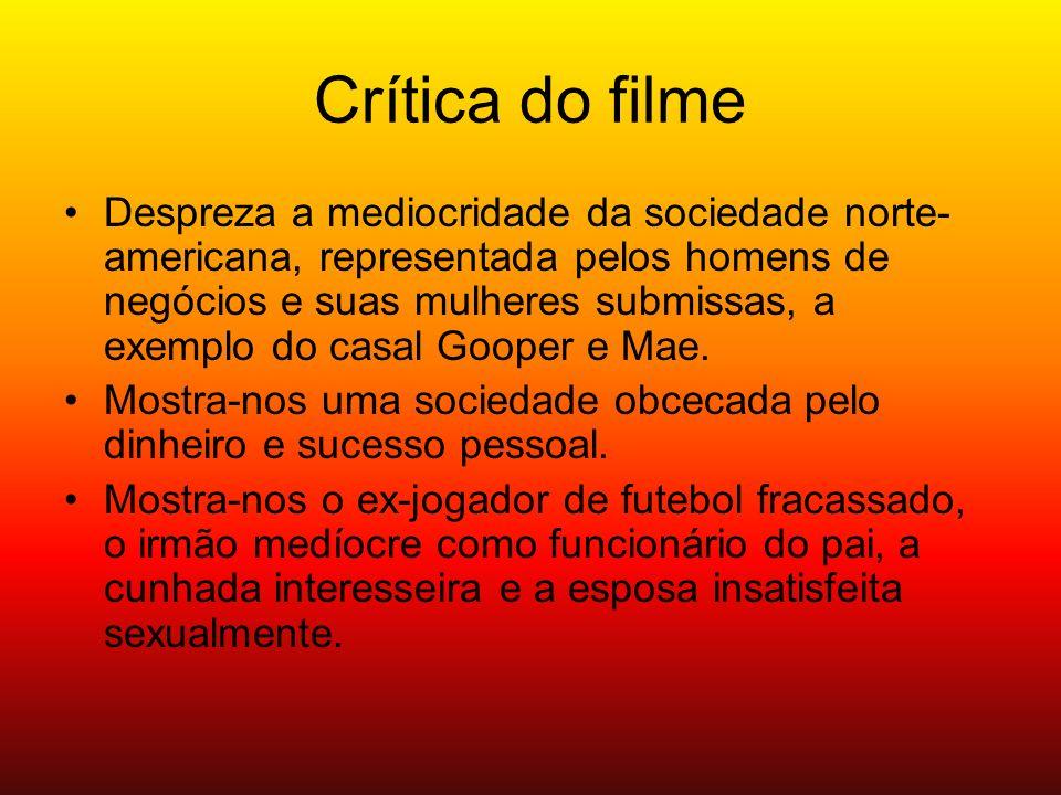 Crítica do filme