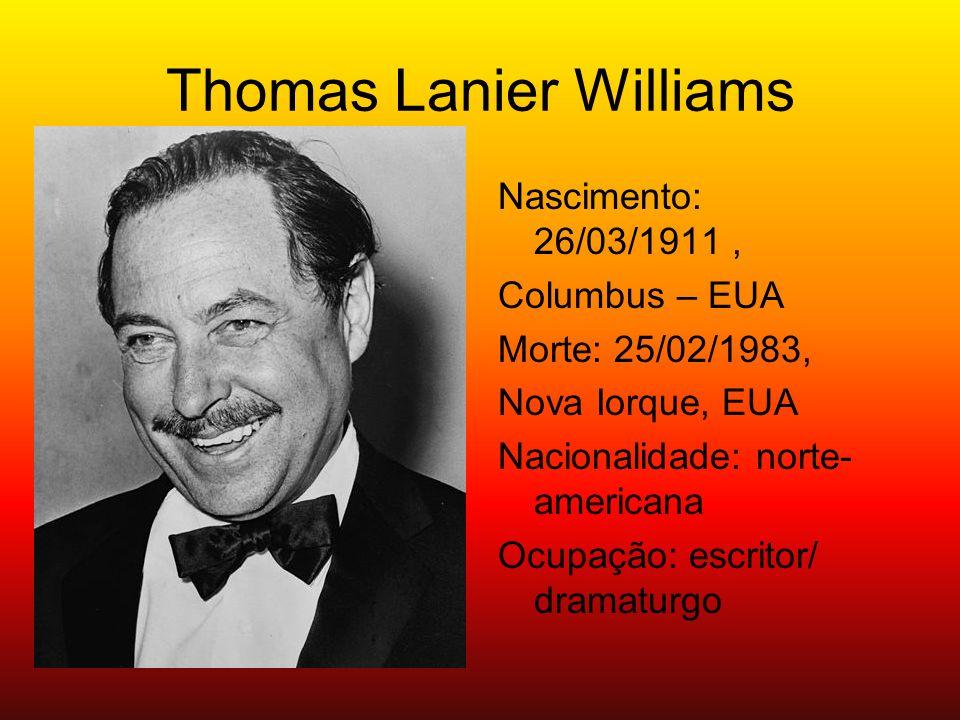 Thomas Lanier Williams