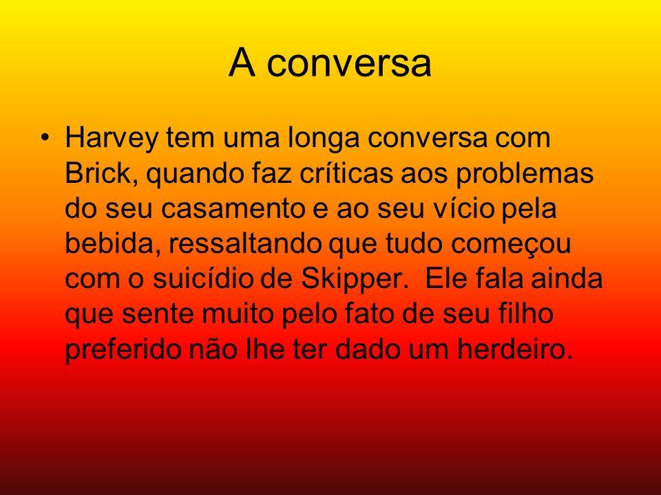 A conversa