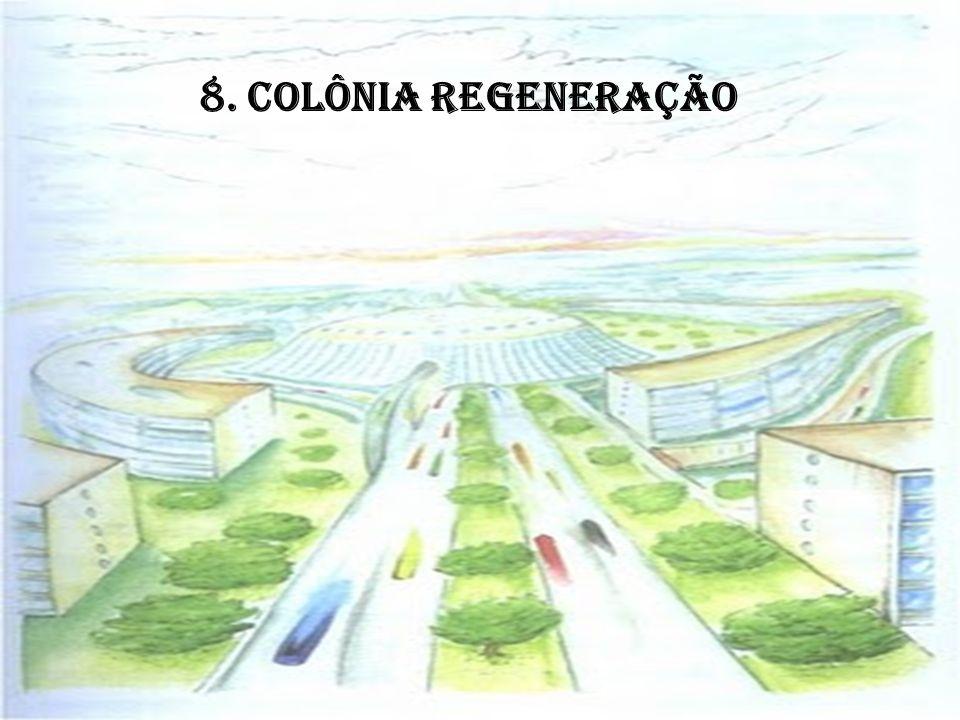 8. COLÔNIA REGENERAÇÃO