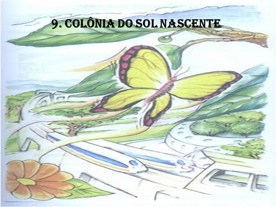 9. COLÔNIA DO SOL NASCENTE
