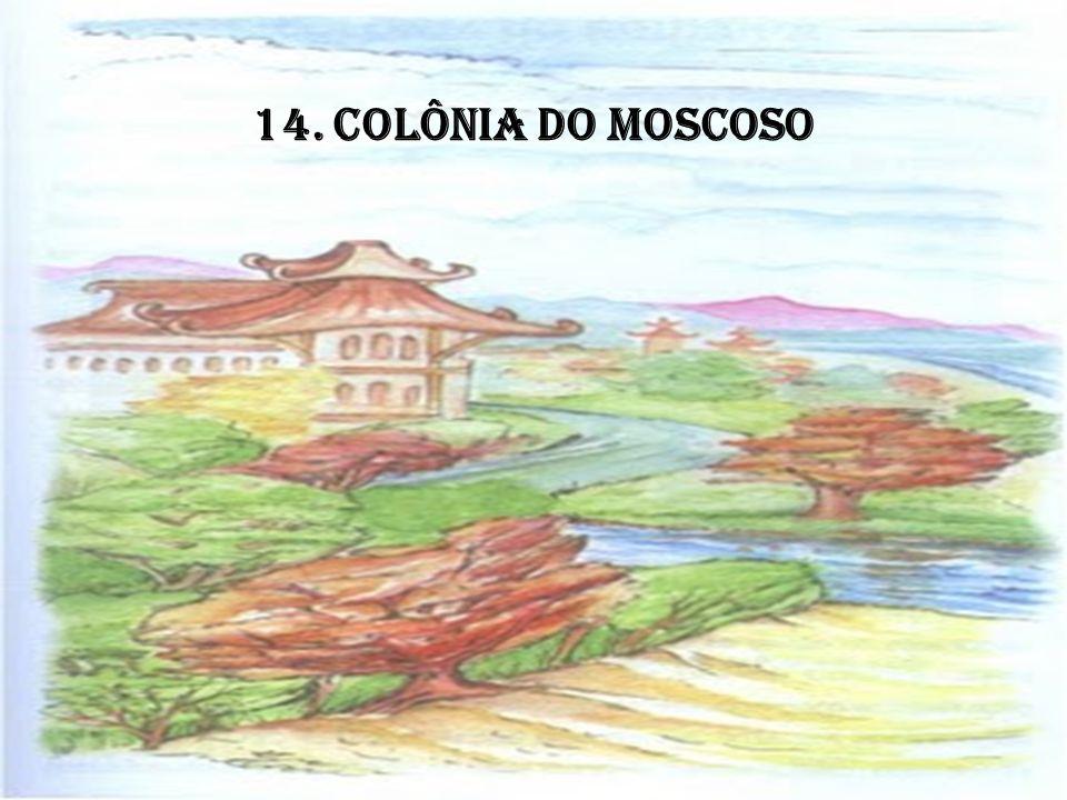 14. COLÔNIA DO MOSCOSO