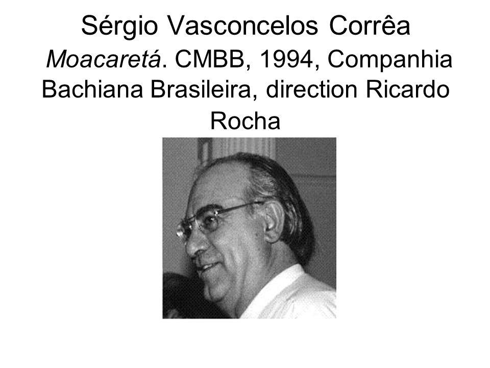 Sérgio Vasconcelos Corrêa Moacaretá