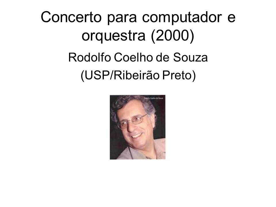 Concerto para computador e orquestra (2000)