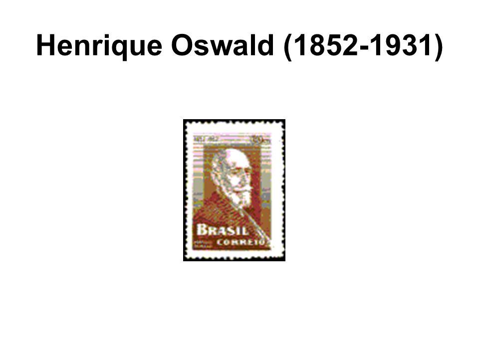 Henrique Oswald (1852-1931)