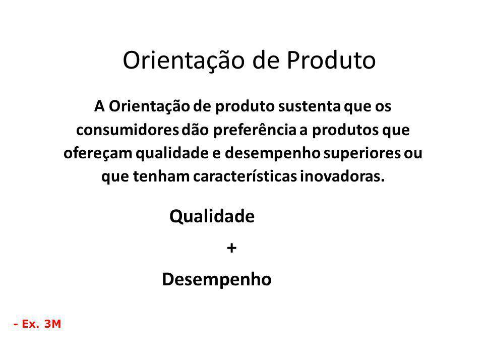 Orientação de Produto