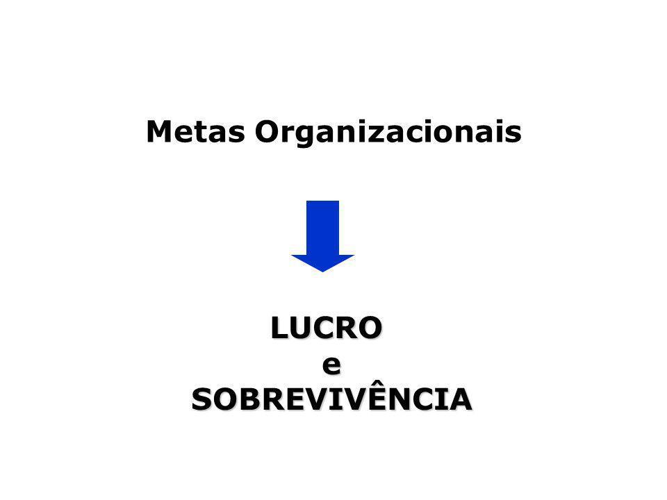 Metas Organizacionais