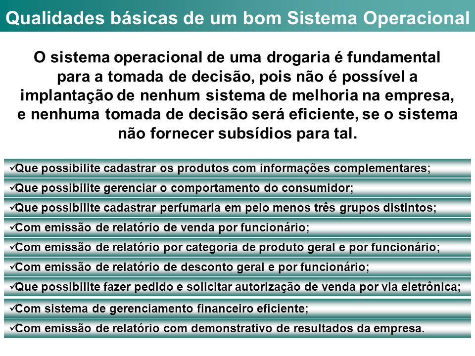 Qualidades básicas de um bom Sistema Operacional