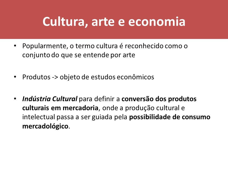 Cultura, arte e economia