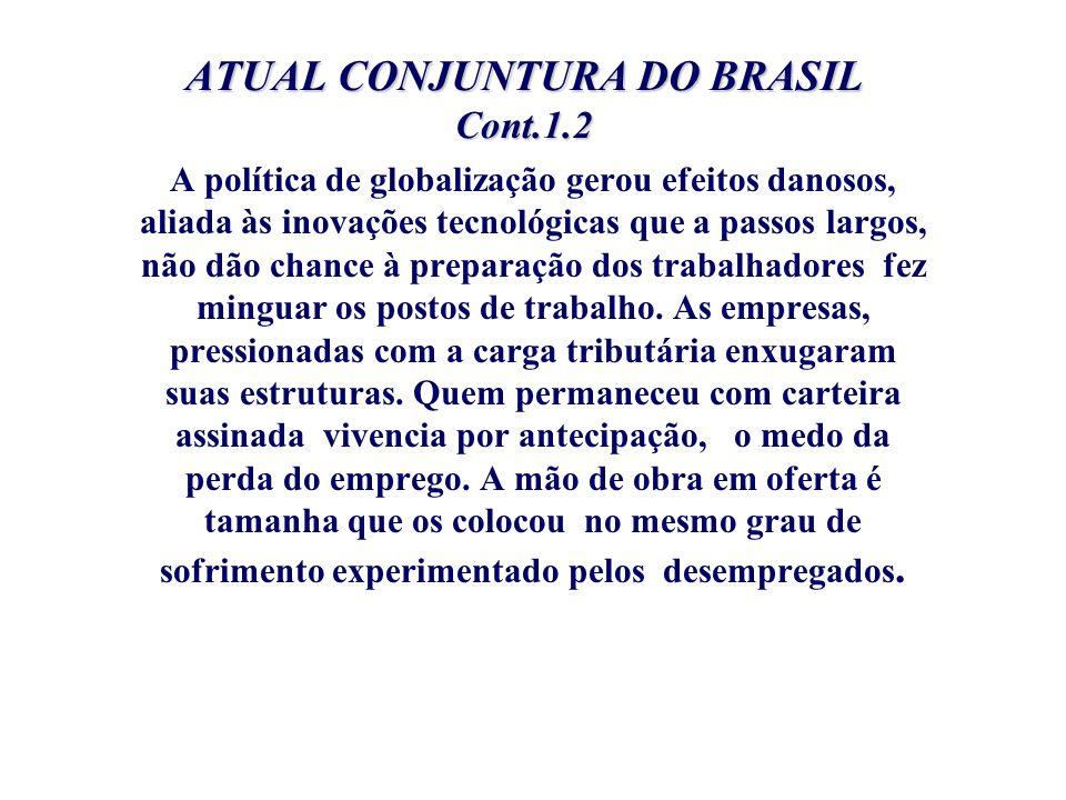 ATUAL CONJUNTURA DO BRASIL Cont.1.2