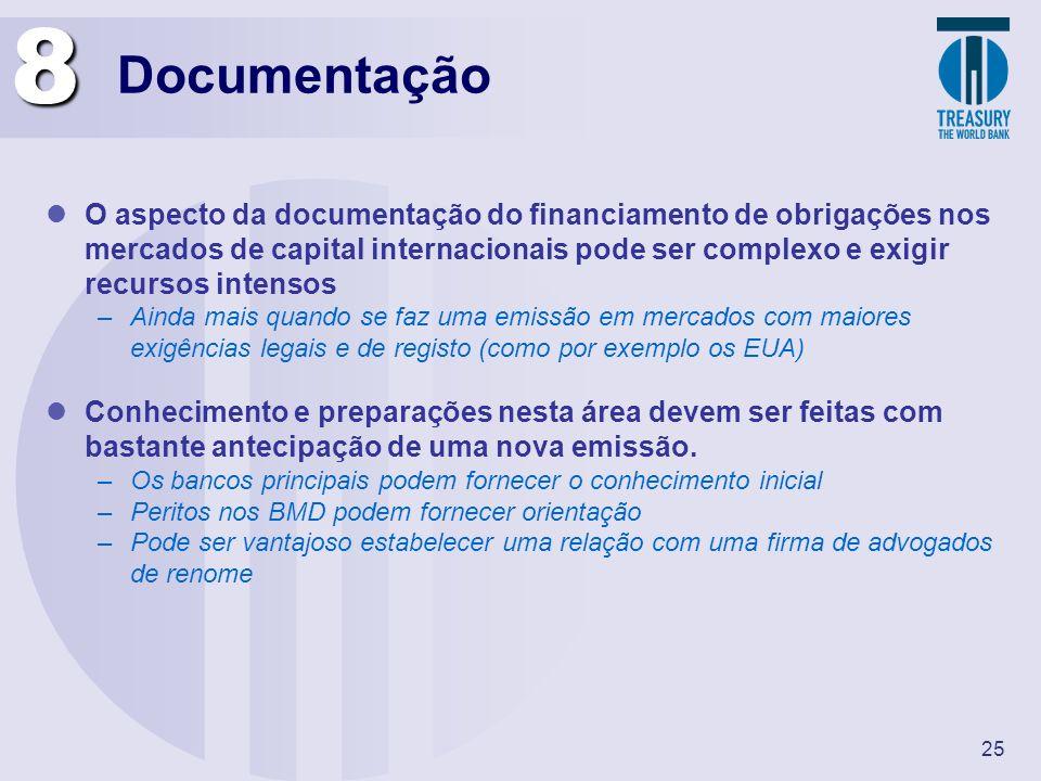 8 Documentação.