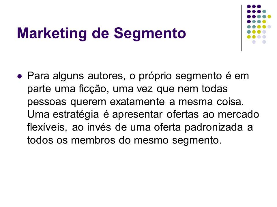 Marketing de Segmento