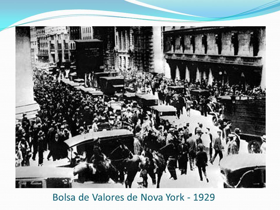 Bolsa de Valores de Nova York - 1929