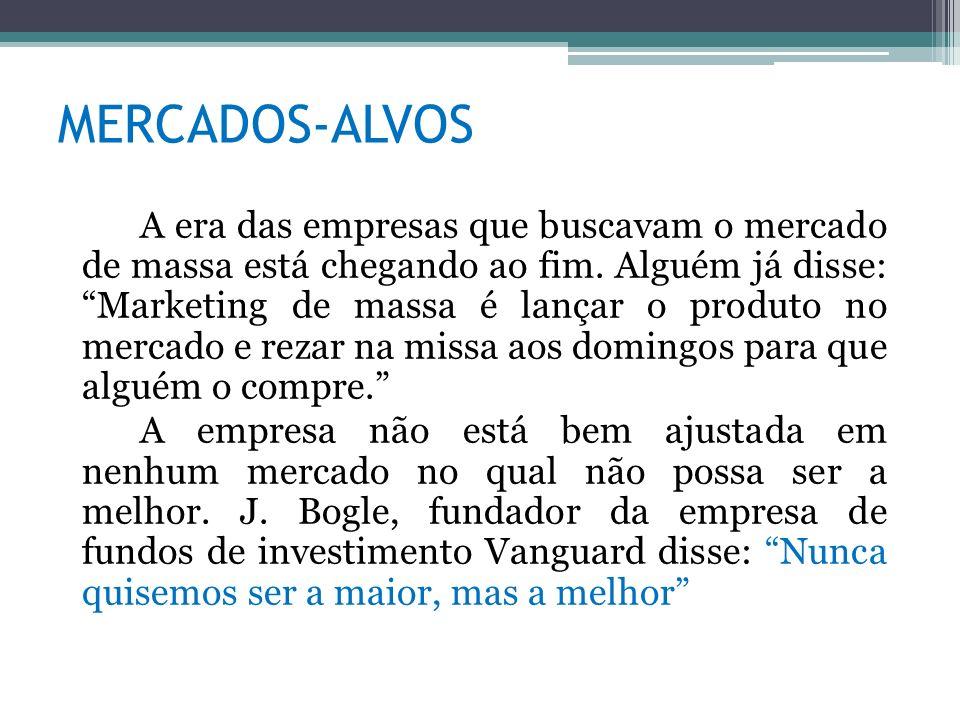 MERCADOS-ALVOS