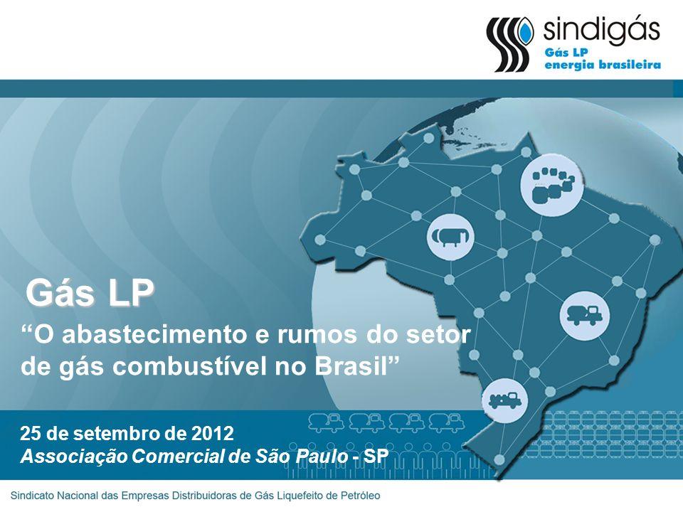 Gás LP O abastecimento e rumos do setor de gás combustível no Brasil