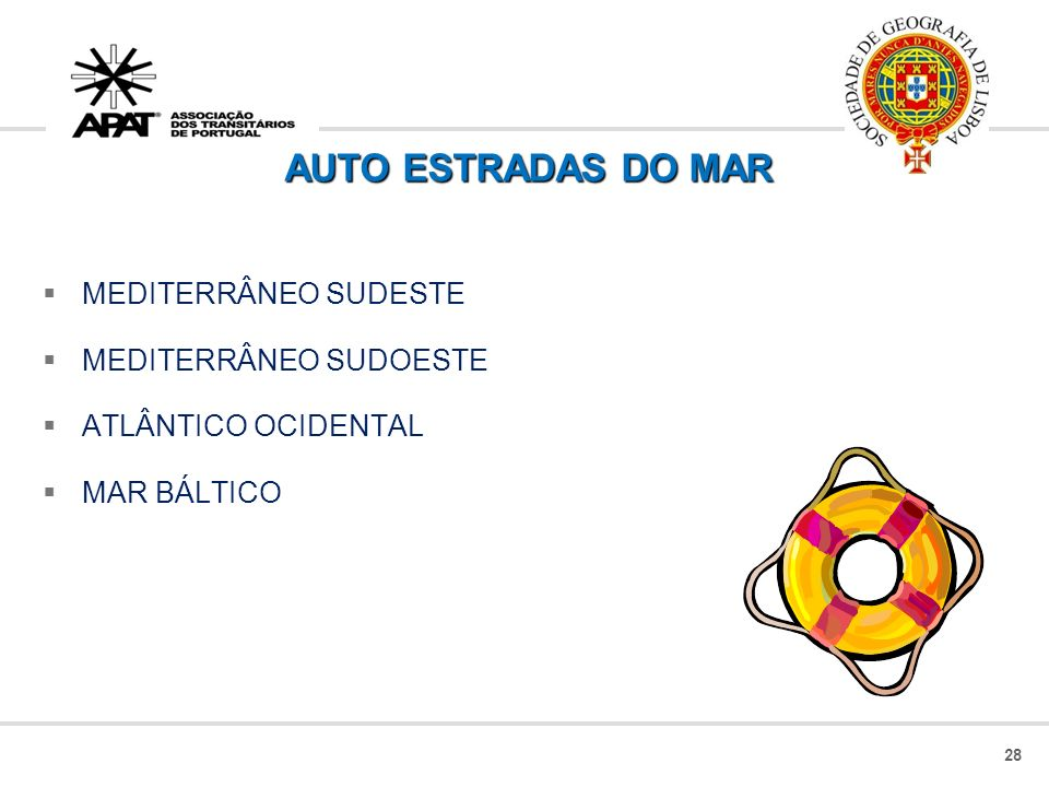 AUTO ESTRADAS DO MAR MEDITERRÂNEO SUDESTE MEDITERRÂNEO SUDOESTE