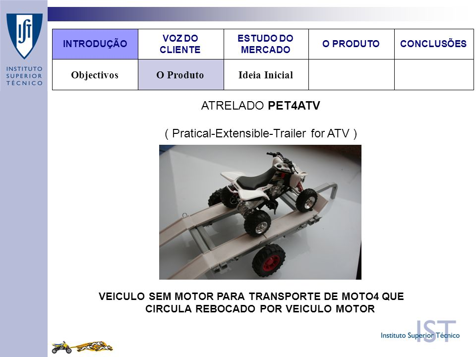 ( Pratical-Extensible-Trailer for ATV )