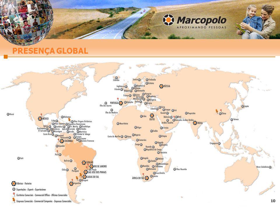 PRESENÇA GLOBAL 10