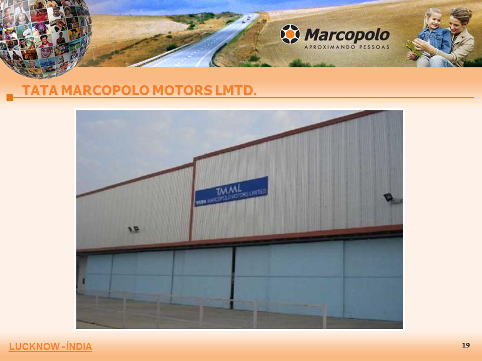 TATA MARCOPOLO MOTORS LMTD.