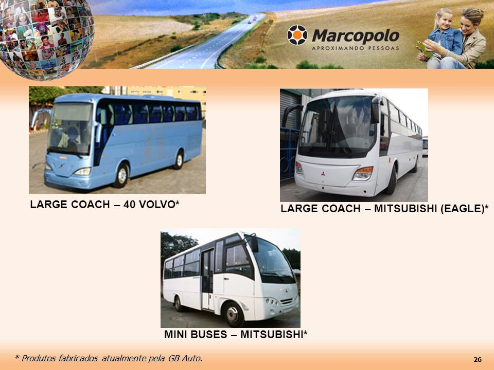 LARGE COACH – MITSUBISHI (EAGLE)*