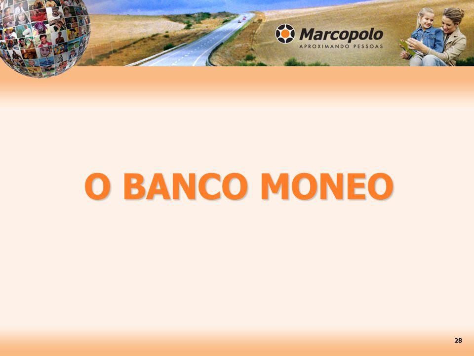 O BANCO MONEO 28