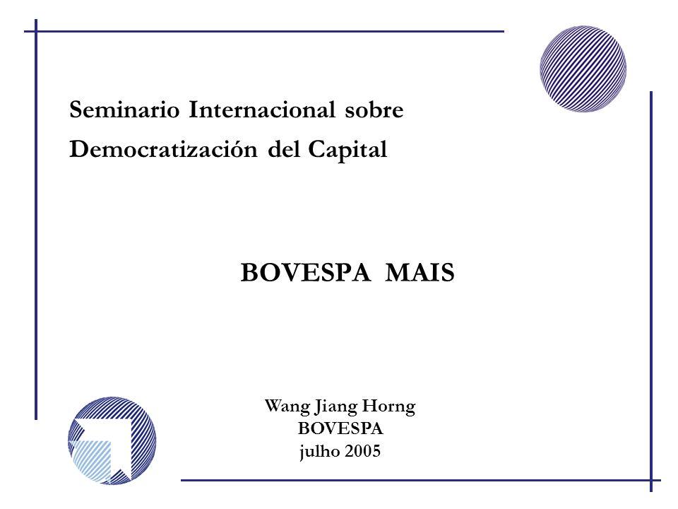 Seminario Internacional sobre Democratización del Capital