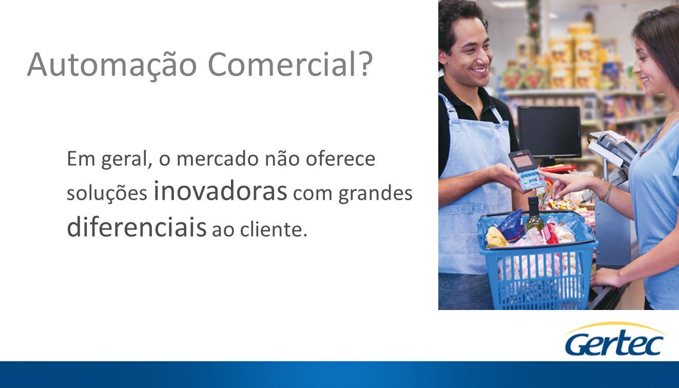 Automação Comercial.