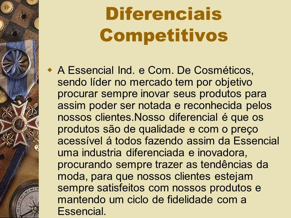 Diferenciais Competitivos