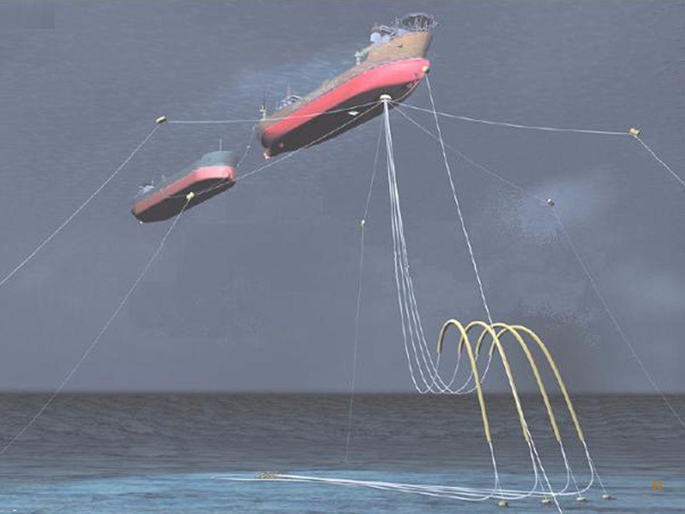 Outra representação artística com se o observador estivesse no fundo do mar