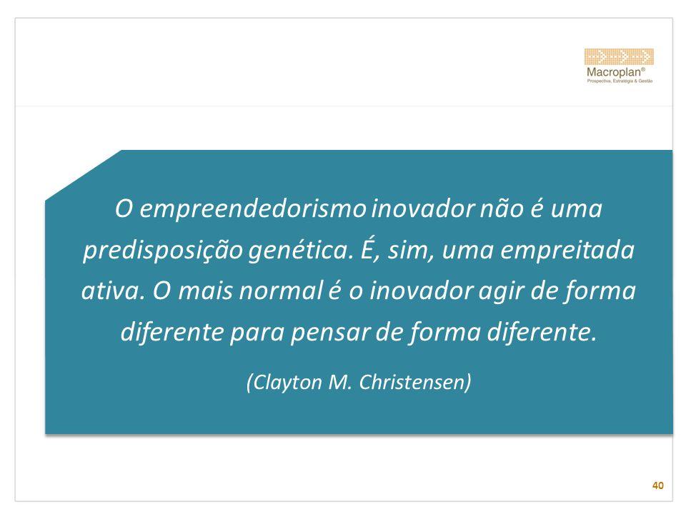 (Clayton M. Christensen)