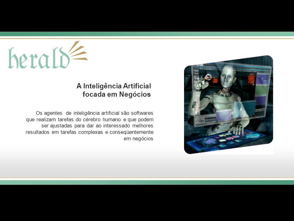 A Inteligência Artificial focada em Negócios