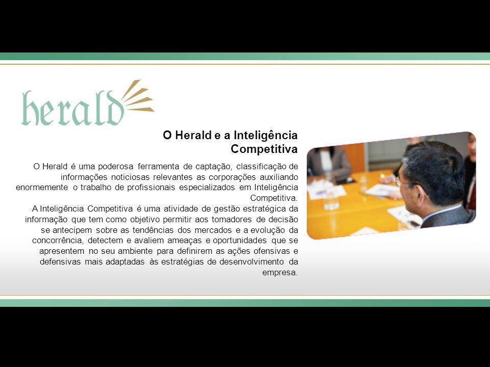 O Herald e a Inteligência Competitiva