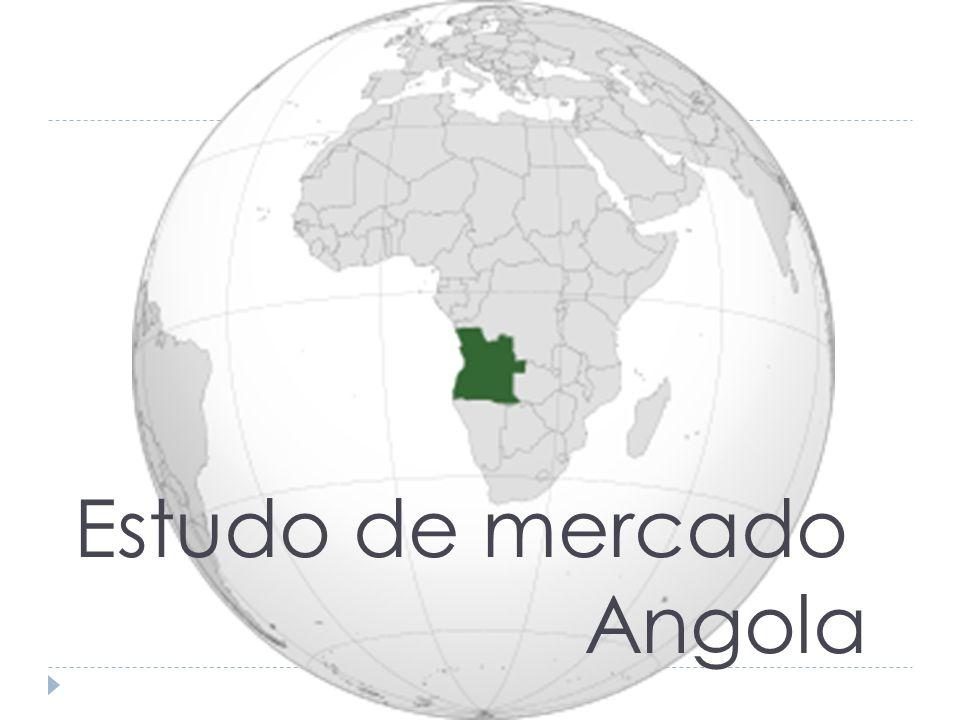 Estudo de mercado Angola