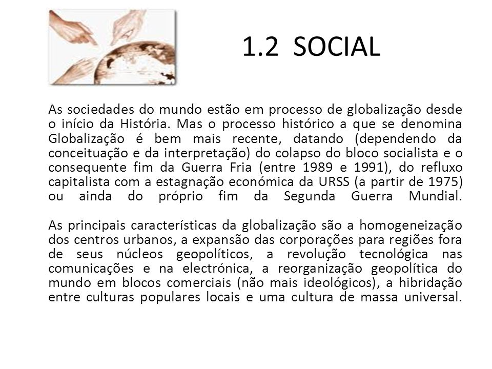 1.2 SOCIAL