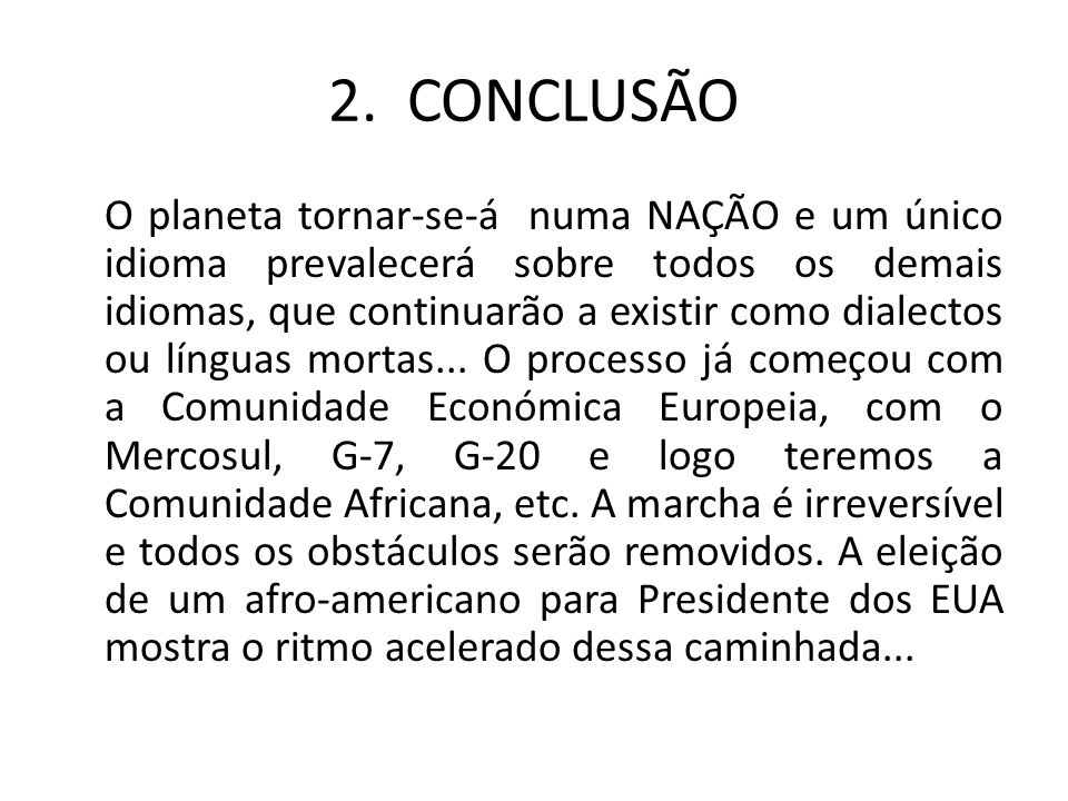 2. CONCLUSÃO