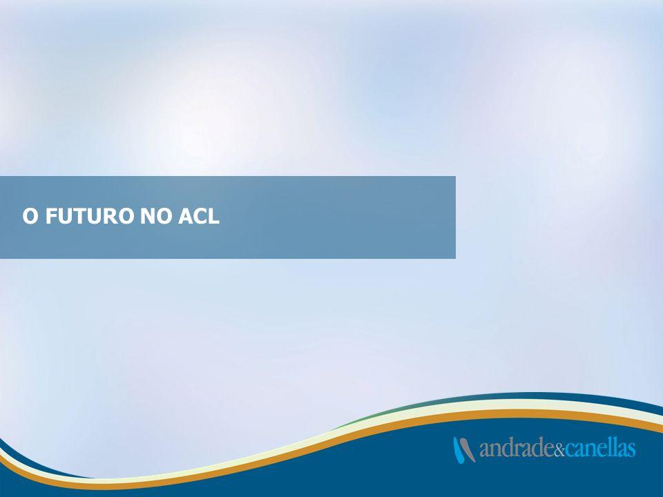 O FUTURO NO ACL 20
