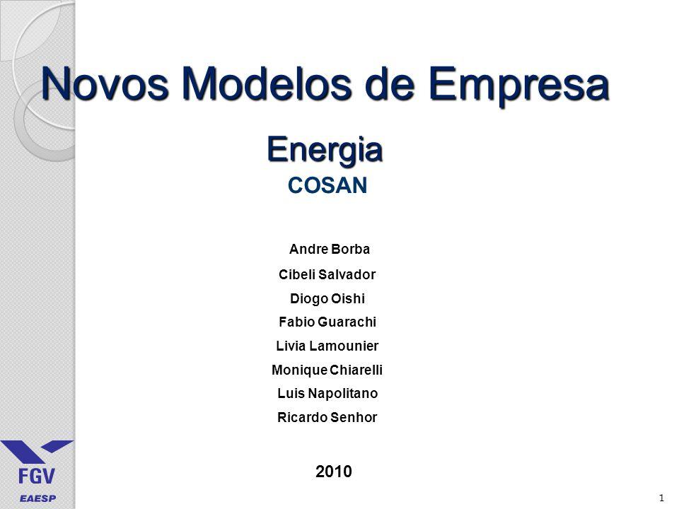 Novos Modelos de Empresa