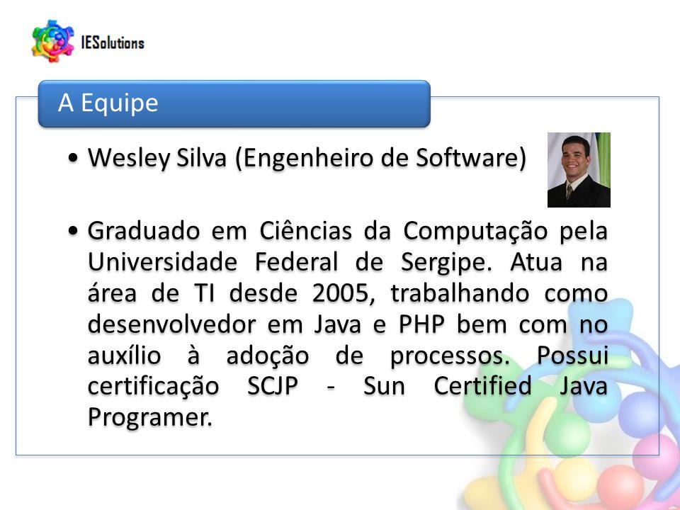 Wesley Silva (Engenheiro de Software)