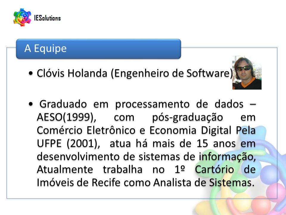 Clóvis Holanda (Engenheiro de Software)